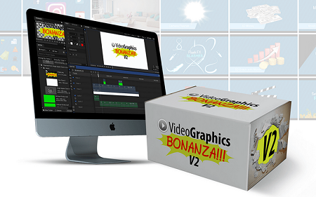 Max Rylski - Video Graphics Bonanza V2