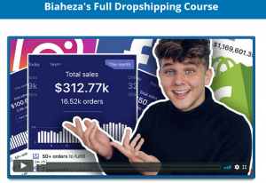 Biaheza's Full Dropshipping Course