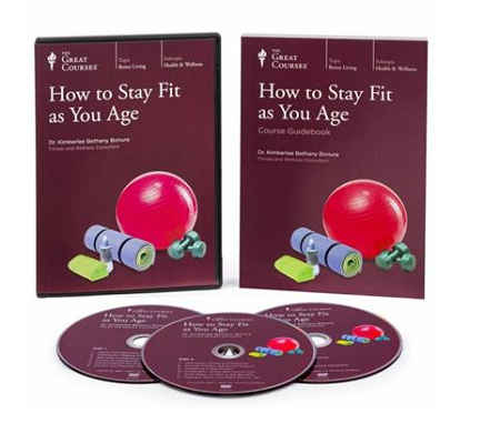 Kimberlee Bethany Bonura - How to Stay Fit As You Age