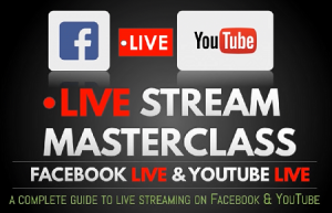 LIVE Streaming Masterclass- Facebook YouTube Instagram (2020)