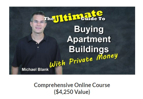 Michael Blank - The Ultimate Guide to Buying Apartment Buildings with Private Money