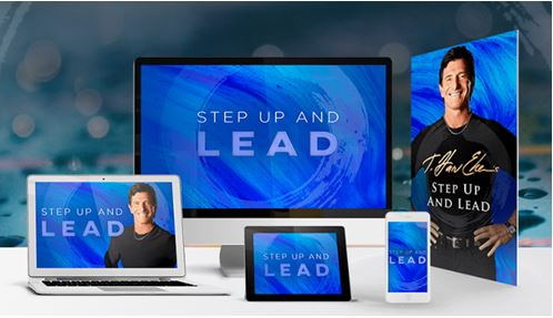 T. Harv Eker - Step Up And Lead