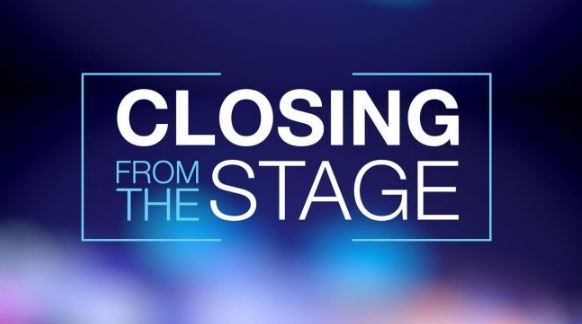 Steve Olsher - Closing From the Stage